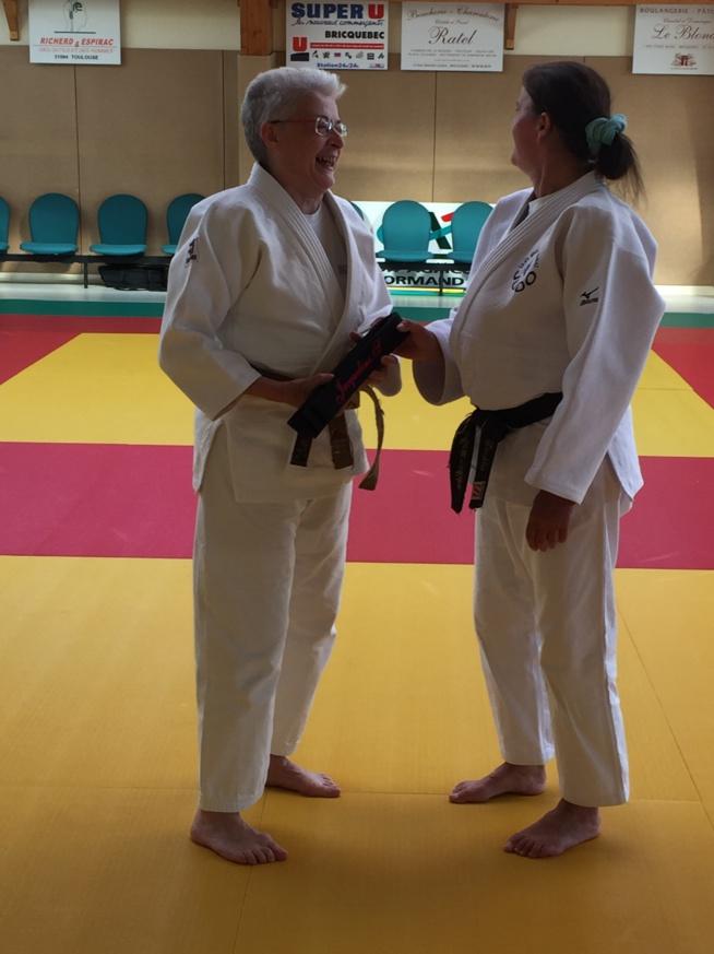 le Judo au féminin