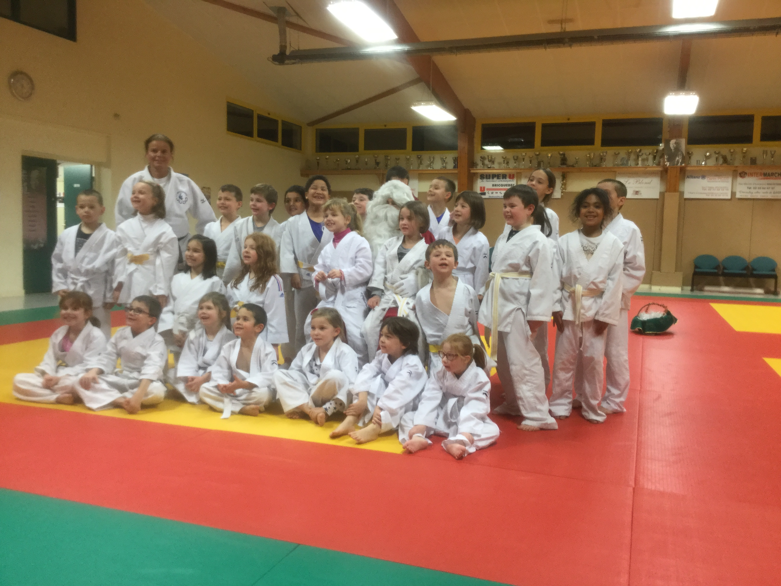 Faire du Judo de 6 à 13 ans
